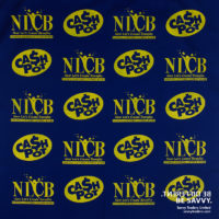 "22"" square single colour or full colour printed bandanas ideal for branding and during Carnival or election campaigns"