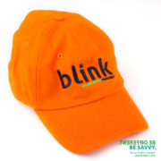 Embroidered caps for corporate branding and promotion