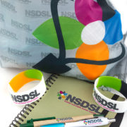 Brandable advertising specialty items ideal for product launches and corporate promotion