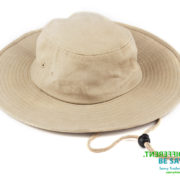 Soft brandable hat for promotional events and giveaways