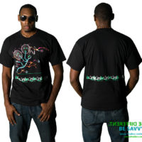 Printed Carnival t-shirt for corporate branding and promotion