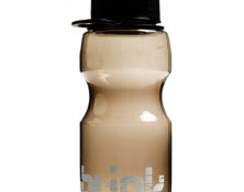 Water bottle with hand strap for Carnival and promotional events and giveaways