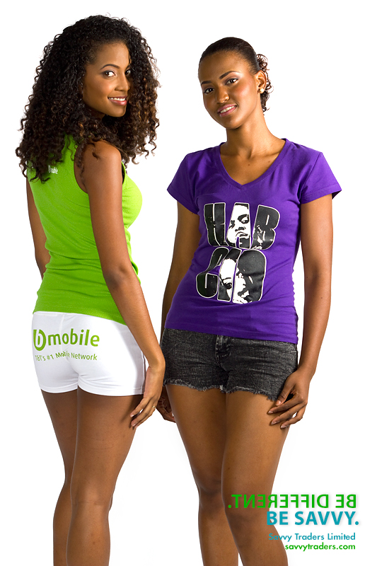 Printed Carnival wear for corporate branding and promotion